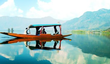 Shikara Ride In dal Lake KAshmir Glory